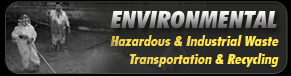 Hazardous waste removal